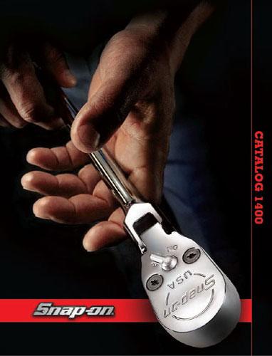 Werkzeughandel Oliver Nahr –Snap-on Tools Werkzeuge fürs Oberbergische und Köln - Kataloge Cat1400 englisch