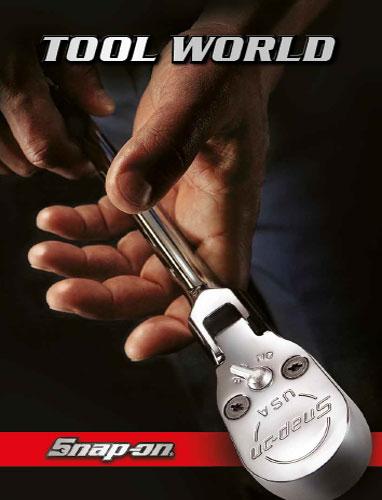 Werkzeughandel Oliver Nahr –Snap-on Tools Werkzeuge fürs Oberbergische und Köln - Kataloge Tool World